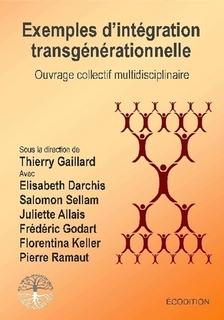 Juliette Allais - Publications - Exemples d'intégration transgénérationnelle